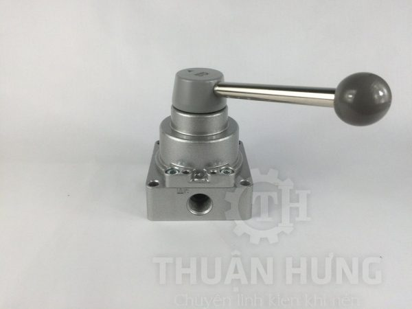 Cổng R của van gạt tay khí nén SKP SHV300-03