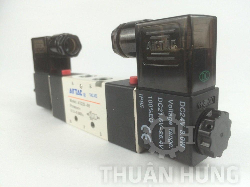Cuộn hút điện từ của van điện từ AIRTAC 4V220-08