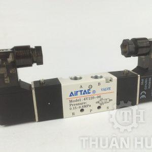 Van điện từ khí nén AIRTAC 4V120-06