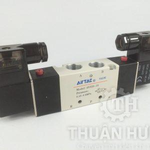 Van điện từ khí nén AIRTAC 4V320-15