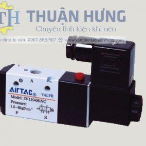 Van điện từ khí nén AIRTAC 3V110-06
