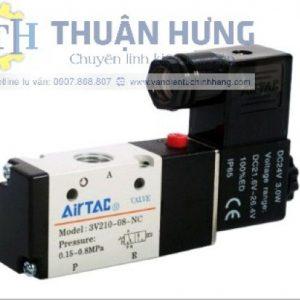 Van điện từ khí nén AIRTAC 3V210-08
