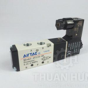 Van điện từ khí nén AIRTAC 4V110-06