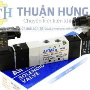 Van điện từ khí nén AIRTAC 4V130-06