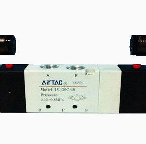 Van điện từ khí nén AIRTAC 4V330-10
