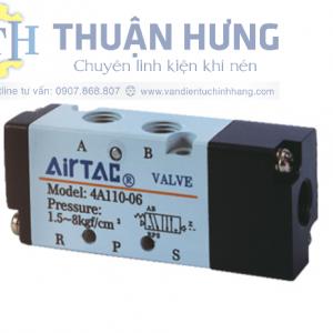 Van điện từ khí nén AIRTAC 4A110-06
