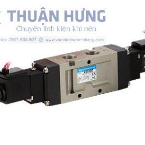 Van điện từ khí nén 5/3 KCC KS530H