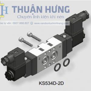Van điện từ khí nén KCC KS534D