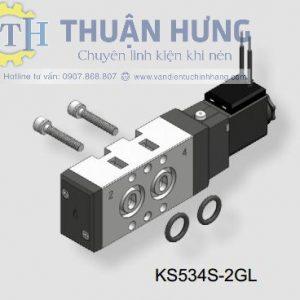 Van điện từ khí nén KCC KS534S