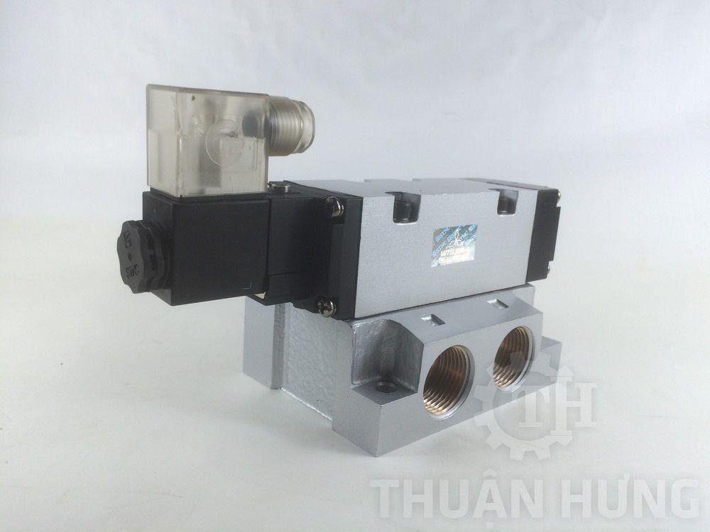 Đầu điện của van điện từ khí nén STNC FG2561-20L