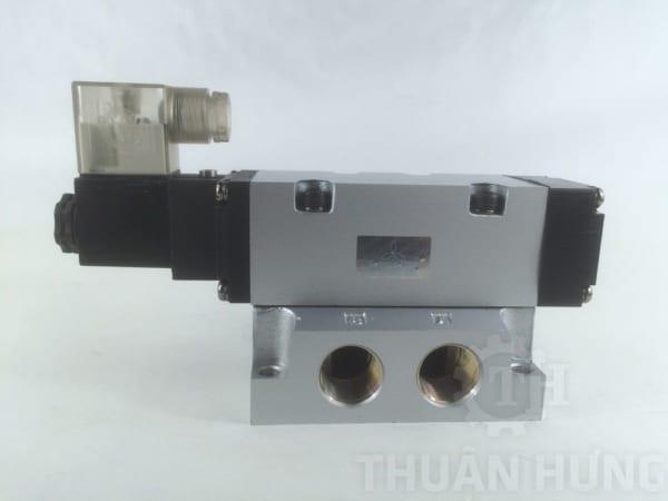 Mặt sau của van điện từ khí nén STNC FG2541-15L