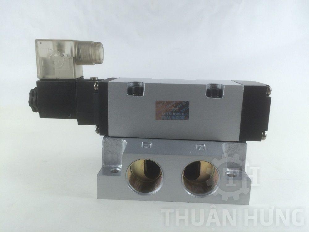 Mặt sau của van điện từ khí nén STNC FG2561-20L