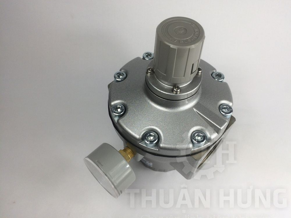 Nút chỉnh áp suất của van điều áp khí nén SKP SAR825
