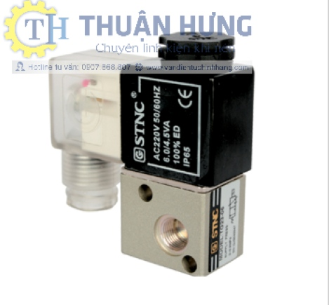 Van điện từ khí nén 3/2 STNC TG23-06