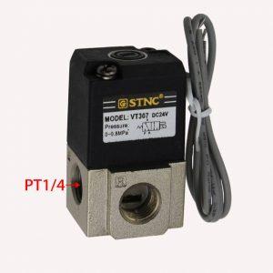 Van điện từ khí nén 3/2 STNC VT307-02