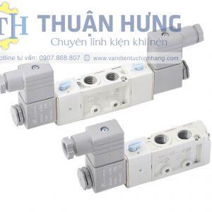 Van Điện Từ Khí Nén 5/2 MINDMAN MVSC-220-4E1