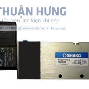 Van solenoid 5/2 SHAKO PU520-03-S