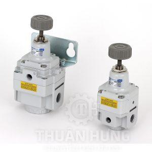 van điều chỉnh áp suất khí nén SKP SRP2000-02