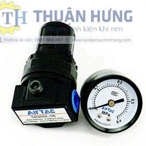 Van điều áp khí nén AIRTAC SR200-08