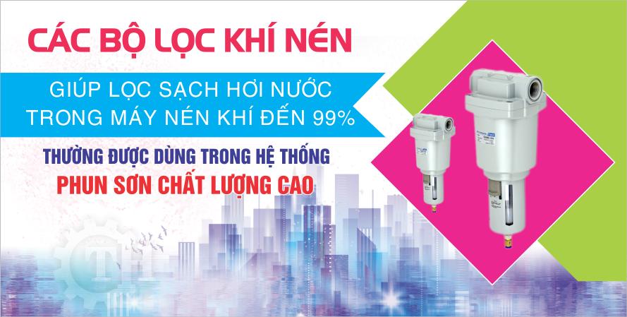 Bộ lọc khí nén Thuận Hưng