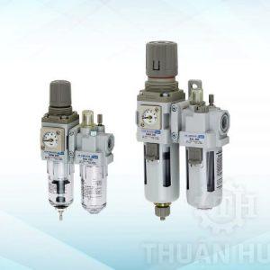 Bộ lọc đôi khí nén SKP SAU 610